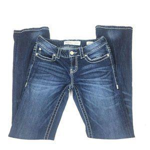 BKE Culture Blue Womens Jeans Size 27×33.5